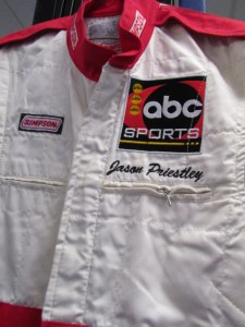 Jason Priestley racing suit 004